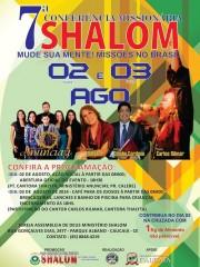 Igreja Assembleia de Deus Shalom