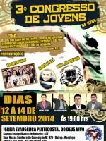 3° Congresso de Jovens da IEPDV